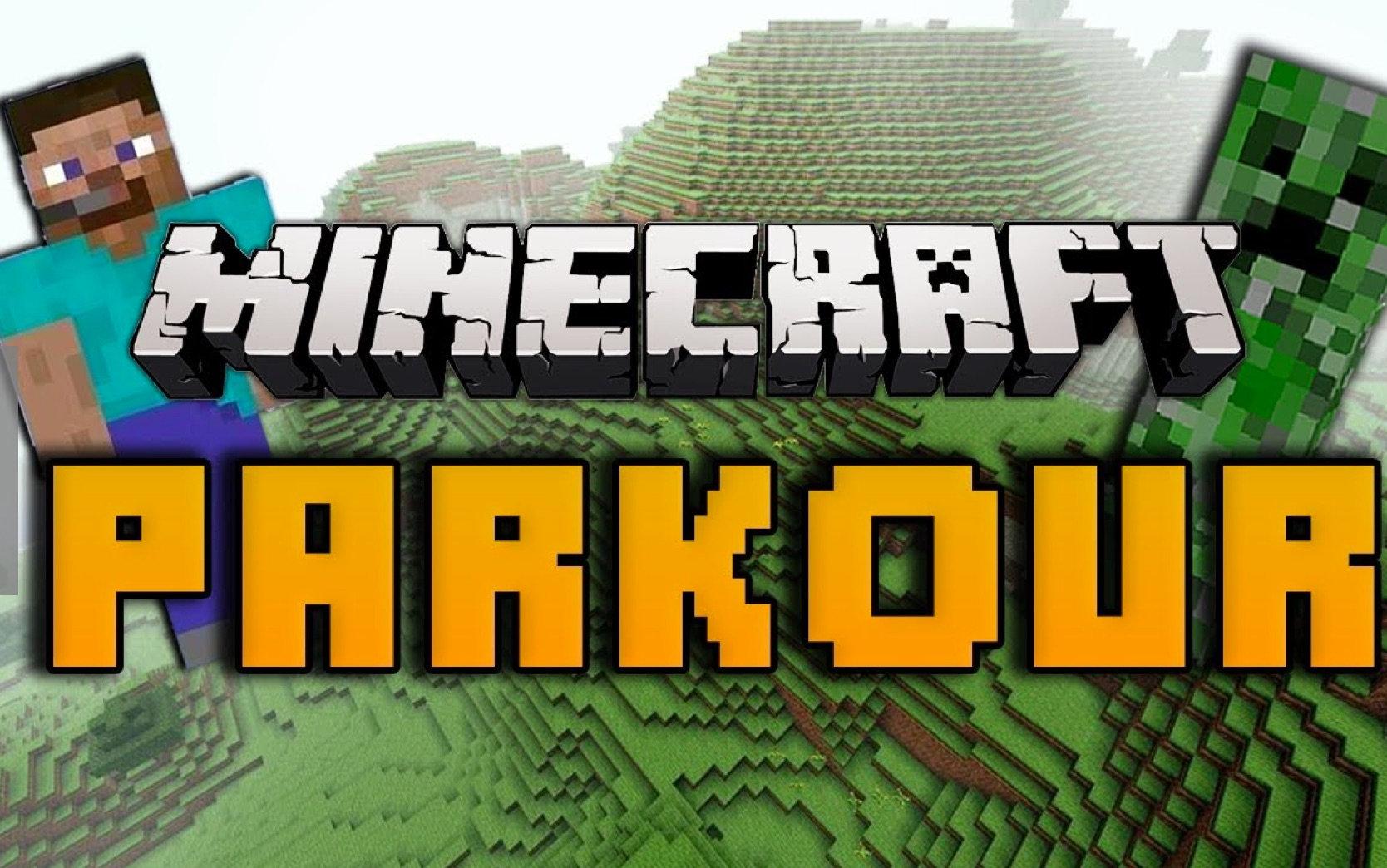 Minecraft Parkour & Mods