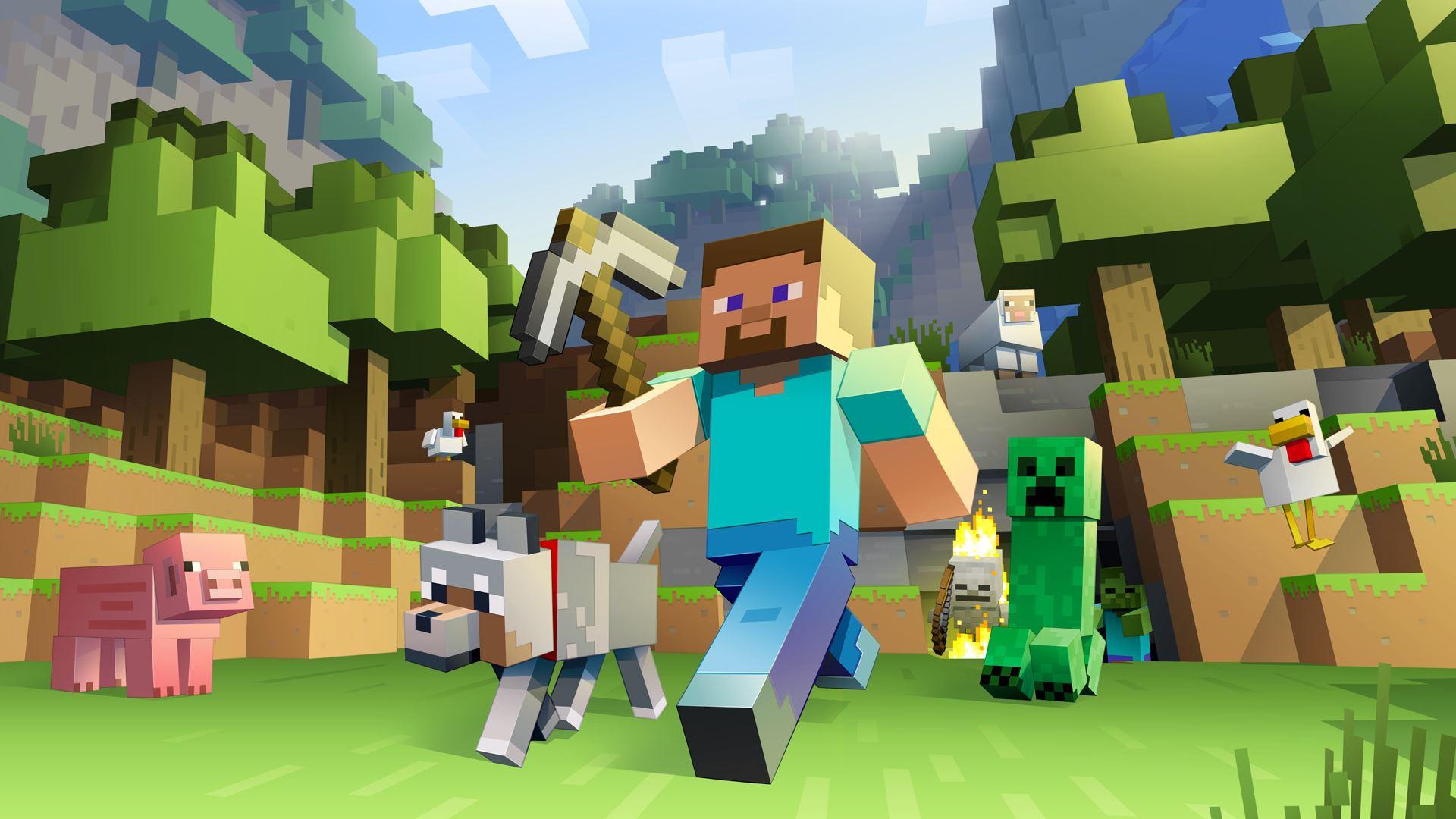 Minecraft Medley