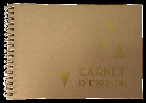 Carnet évasion kraft