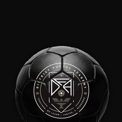 District Futbol Academy – Branding