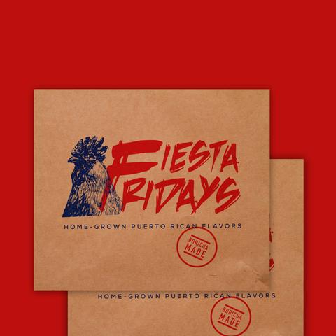 Fiesta Fridays – Evite