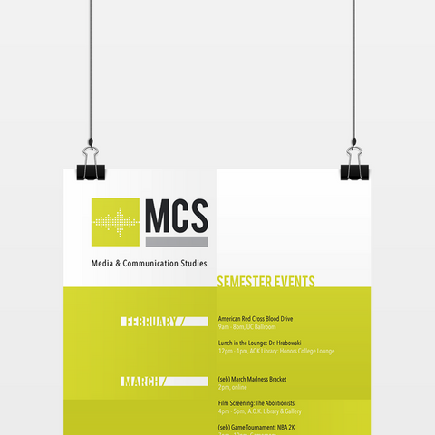 Media & Communication Studies
