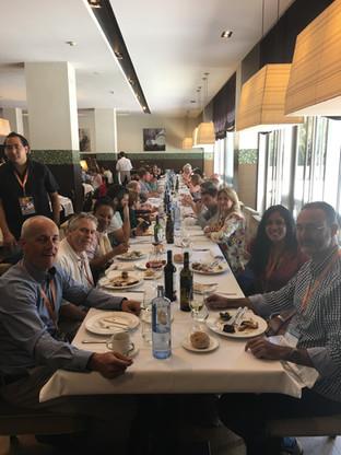 lunch Santiago 2017
