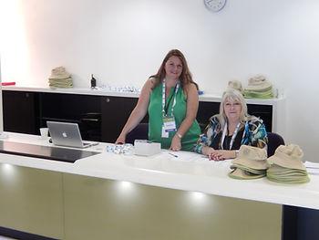 Onsite Registration Team