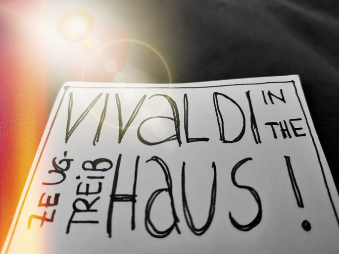 VIVALDI IN THE HAUS