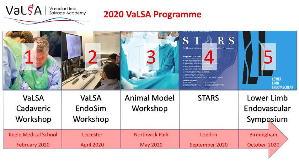 VaLSA 2020 Programme