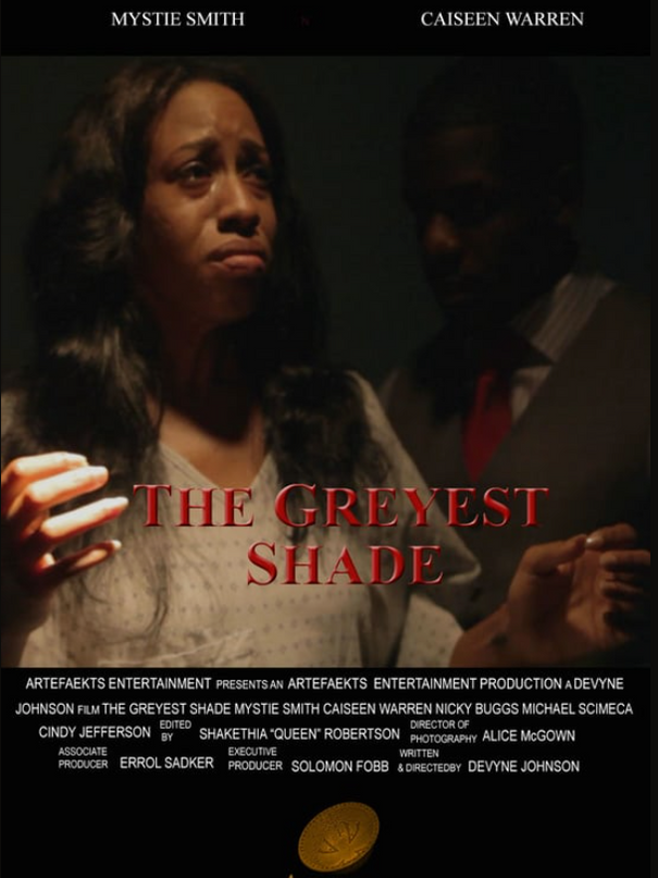 THE GREYEST SHADE