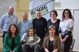 Belonging Matters Board of Management