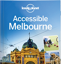 """New E-Book """"Accessible Melbourne"""" by Lonely Planet"""