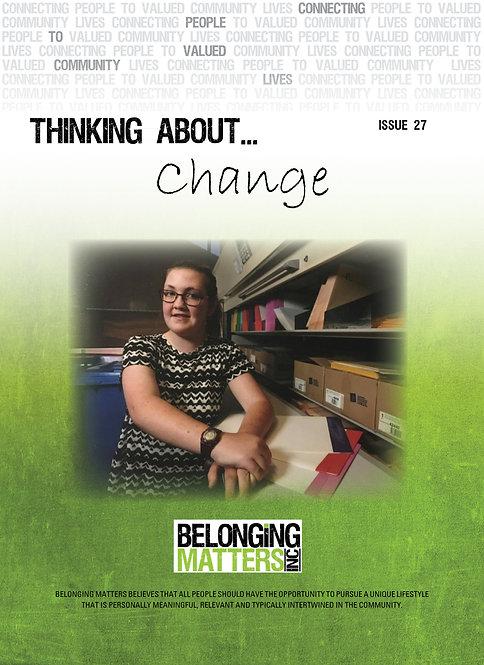 Periodical 27 - Change