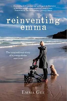 """New Book Out Now - """"Reinventing Emma"""" by Emma Gee"""