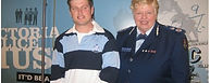 Image of - Warren and Police Commissioner Christine Nixon
