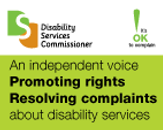 Image of - Disability Services Commissioner Logo