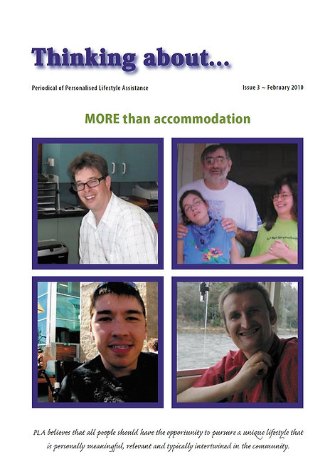 Periodical 3 - MORE than Accommodation