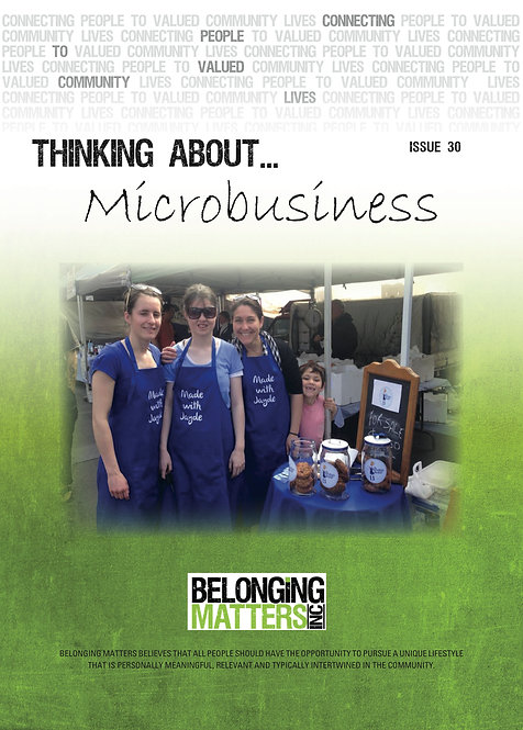 Periodical 30 - Microbusiness