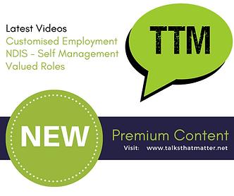 Image of - TTM Premium Content Advertisemet