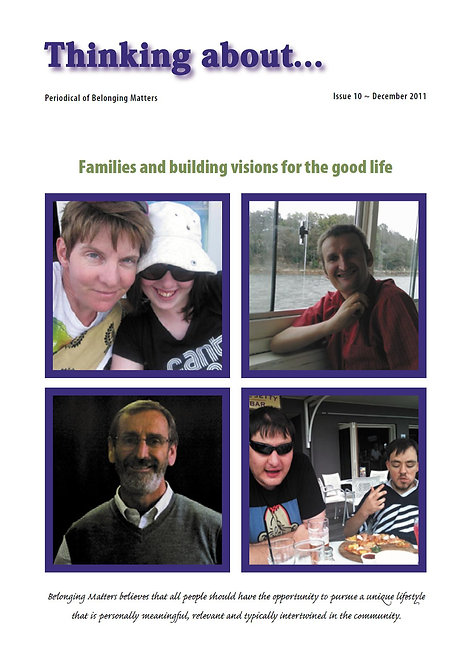 Periodical 10 - Families & Building Visions