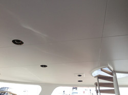 Super Yacht Wrapped Head Linings FL