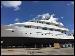 Super Yacht Wraps FL, Headlinings