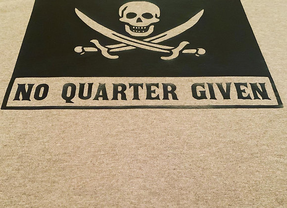 No quarter tee