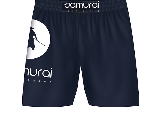 Samurai logo Fight shorts