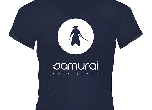 Samurai Logo Rash guard