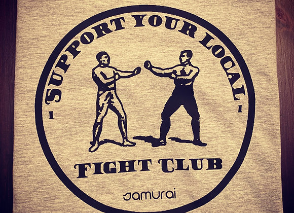 Support your local Fight Club tee