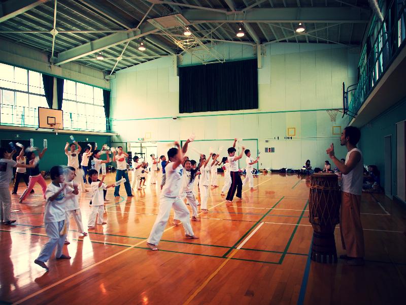 capoeira camp2014
