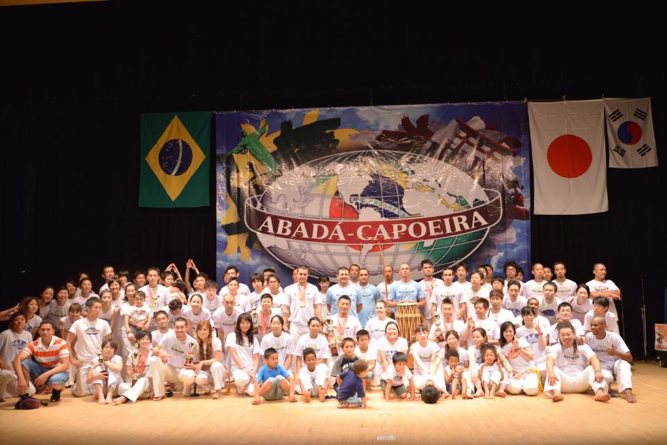 GrupoABADÁ-CAPOEIRA