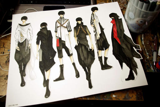 Menswear Designs
