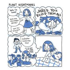 Plant Nightmares