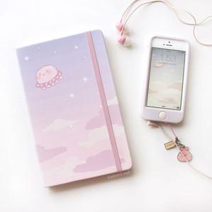 Pastel Skies Notebook
