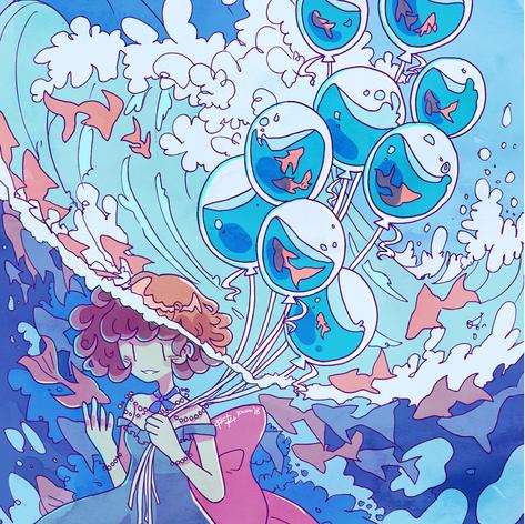 Ocean Drifter
