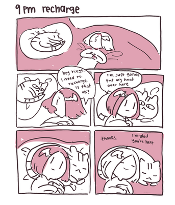 Hourly Comics Day 9pm