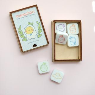 Tamachan Stamp Set