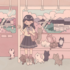Kitty Train