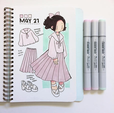 May Outfit