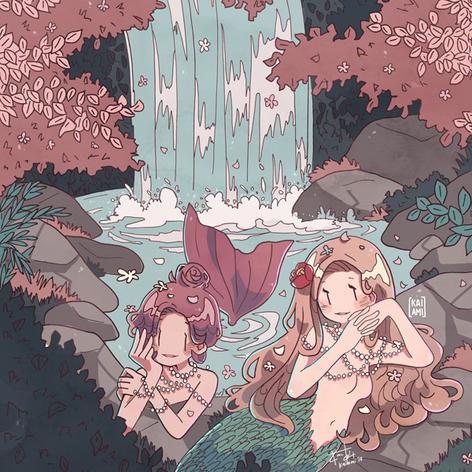 Blossom Baths