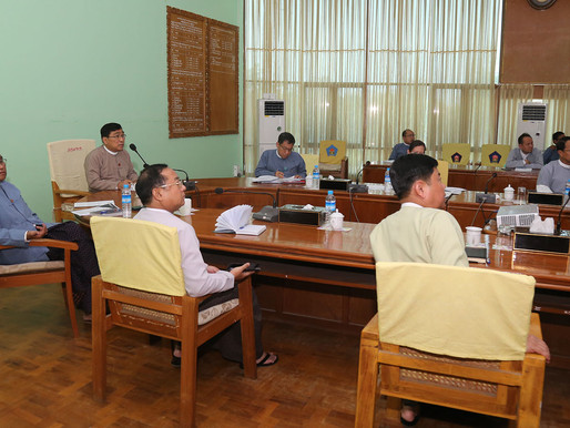 MSWRR to draw project plan for COVID-19 prevention, control at IDP camps