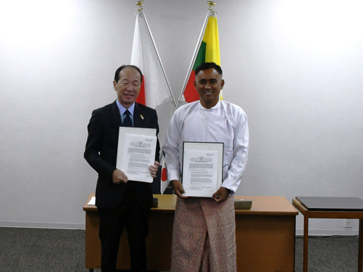 Japanese Govt funds upgrading Maungtaw Hospital, Medical services