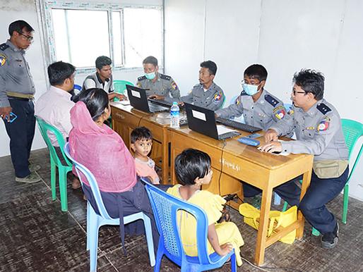 11 returnees accepted at Nga Khu Ya Reception Centre