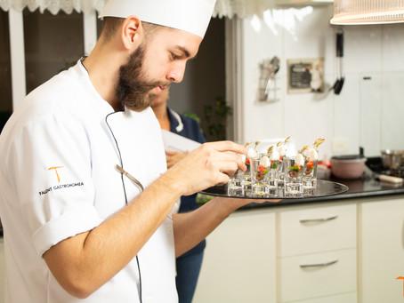10 motivos para contratar um personal chef