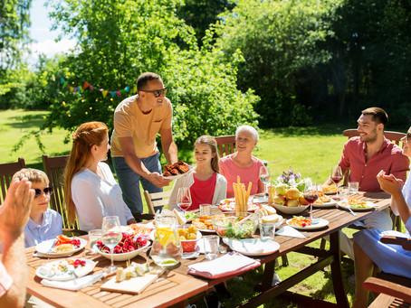 Como preparar refeições deliciosas para o verão