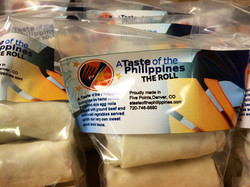 Packaged Lumpias