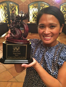 2014 Dragon Chef winner