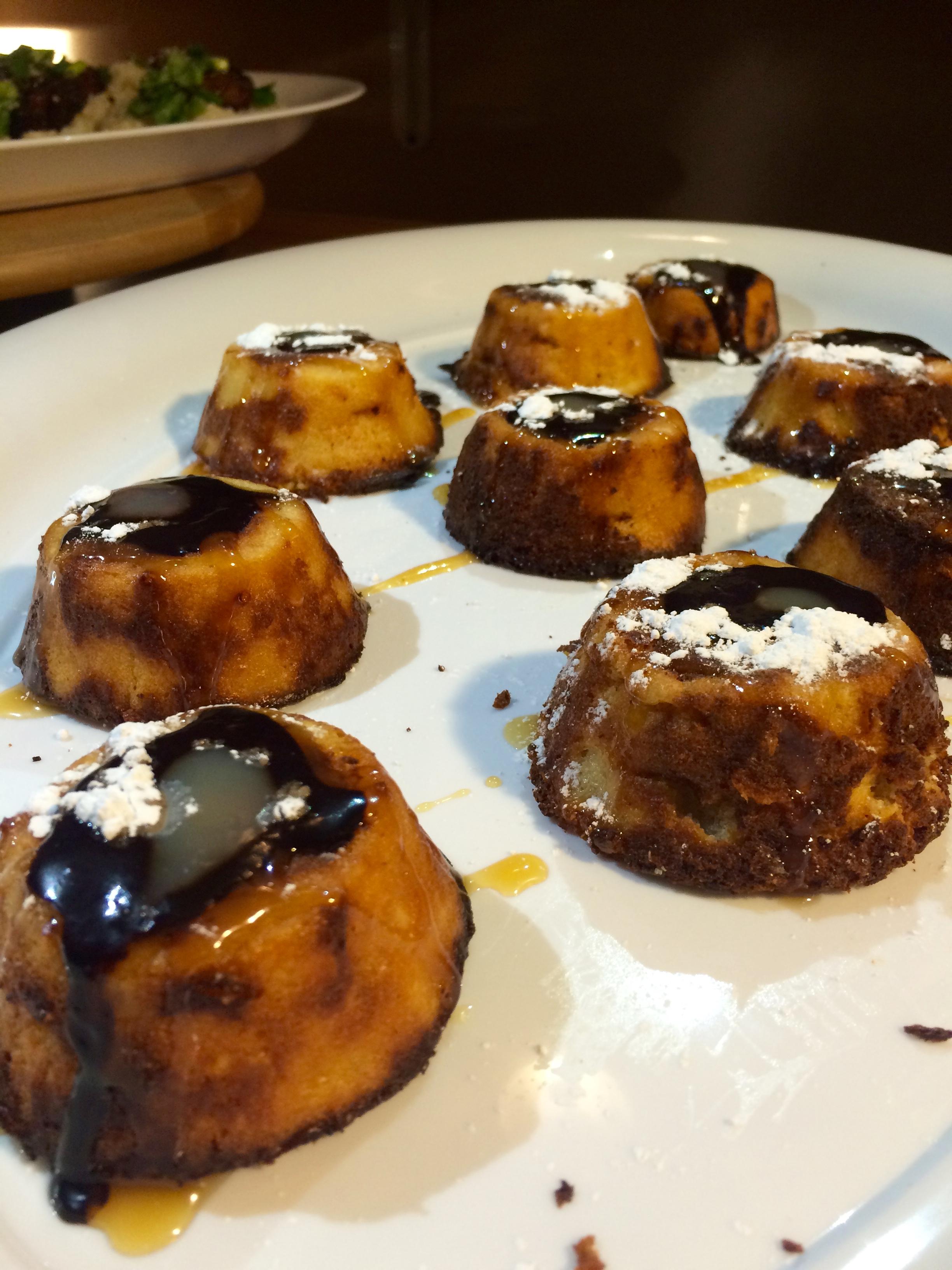 Cassava Cake Muffins
