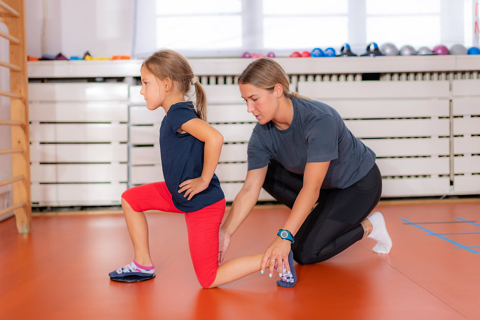 children-training-with-exercise-gliders-