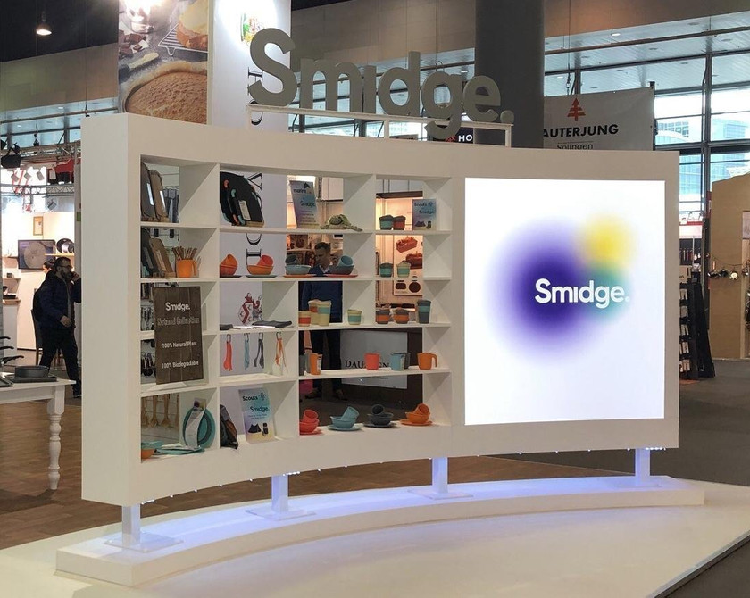 Smidge Ambienete 2019 - Masshaus Exhibit