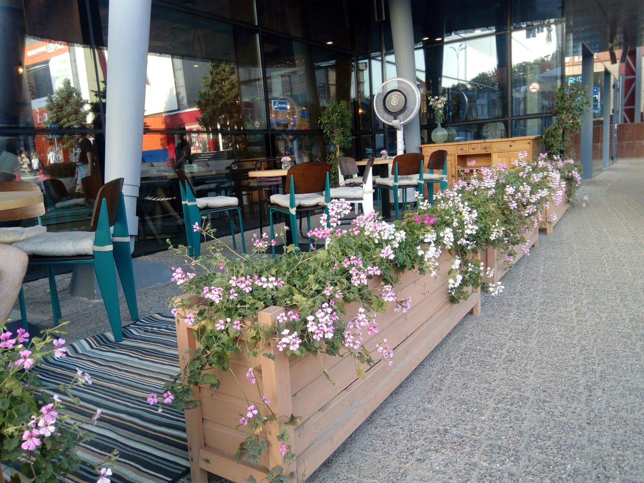 Кафе-пекарня Хлебная Лавка в ТЦ Горизонт