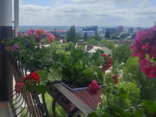 Создаем уют на балконе